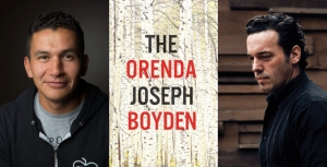 Wab Kinew defends The Orenda by Joseph Boyden