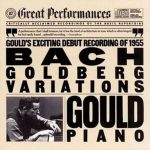 Glenn Gould plays The Goldberg Variations by Bach 1955