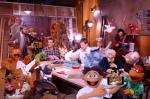 Jason Segel, James Bobin, Nick Stoller Bret McKenzie MUPPET MOVIE image