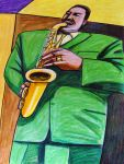 cannonball adderley drawing