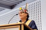 Shirley Cheechoo, Brock University's new Chancellor