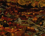 leaves-in-the-brook-1919-by jeh macdonald