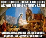 nativity refugees