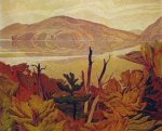 AJ_Casson_Grey_October_Morning