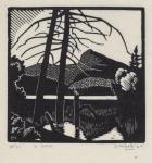 Laurentian Landscape, 1924 by edwwin holgate
