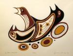 Three-Birds-II-1024x788 by jackson beardy