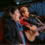 mercedes sosa and joan baez