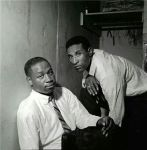 clifford brown [l] and max roach