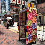Guerrilla-knitting-in-sheungwan-has-escalated.-From-railing-covers-its-now-an-entire-phonebox-paypho