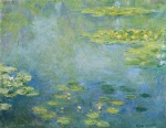Water Lilies, 1906. Oil on canvas, 73 x 92.5 cm. Ohara Museum of Art, Japan