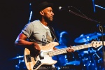 Marcus Miller live at Cambridge Corn Exchange 27/10/15