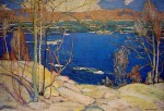 spring_ice_painting_by_tom_thomson_1916
