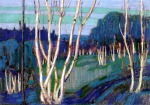 tom-thomson-silver-birches-1915-1916