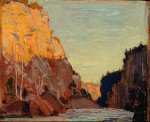 tom-thomson-petawawa-gorges-autumn-1916